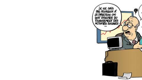Négociations sur l'avenir des Activités Sociales