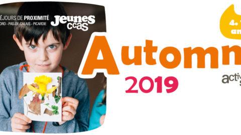 Catalogue jeunes automne 2019